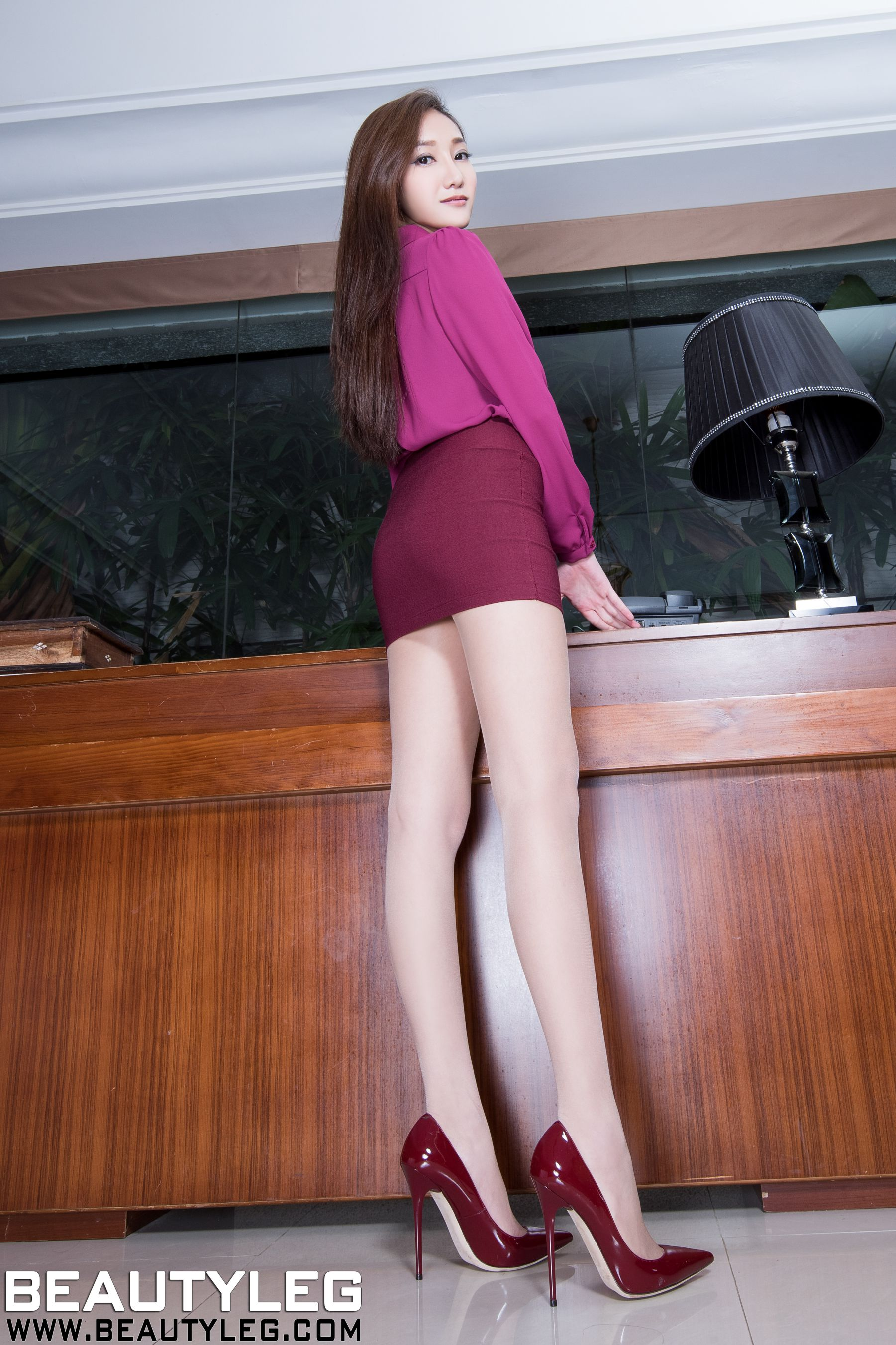 VOL.727 [Beautyleg]高跟美腿:陈思婷(腿模Tina,李霜)高品质写真套图(45P)