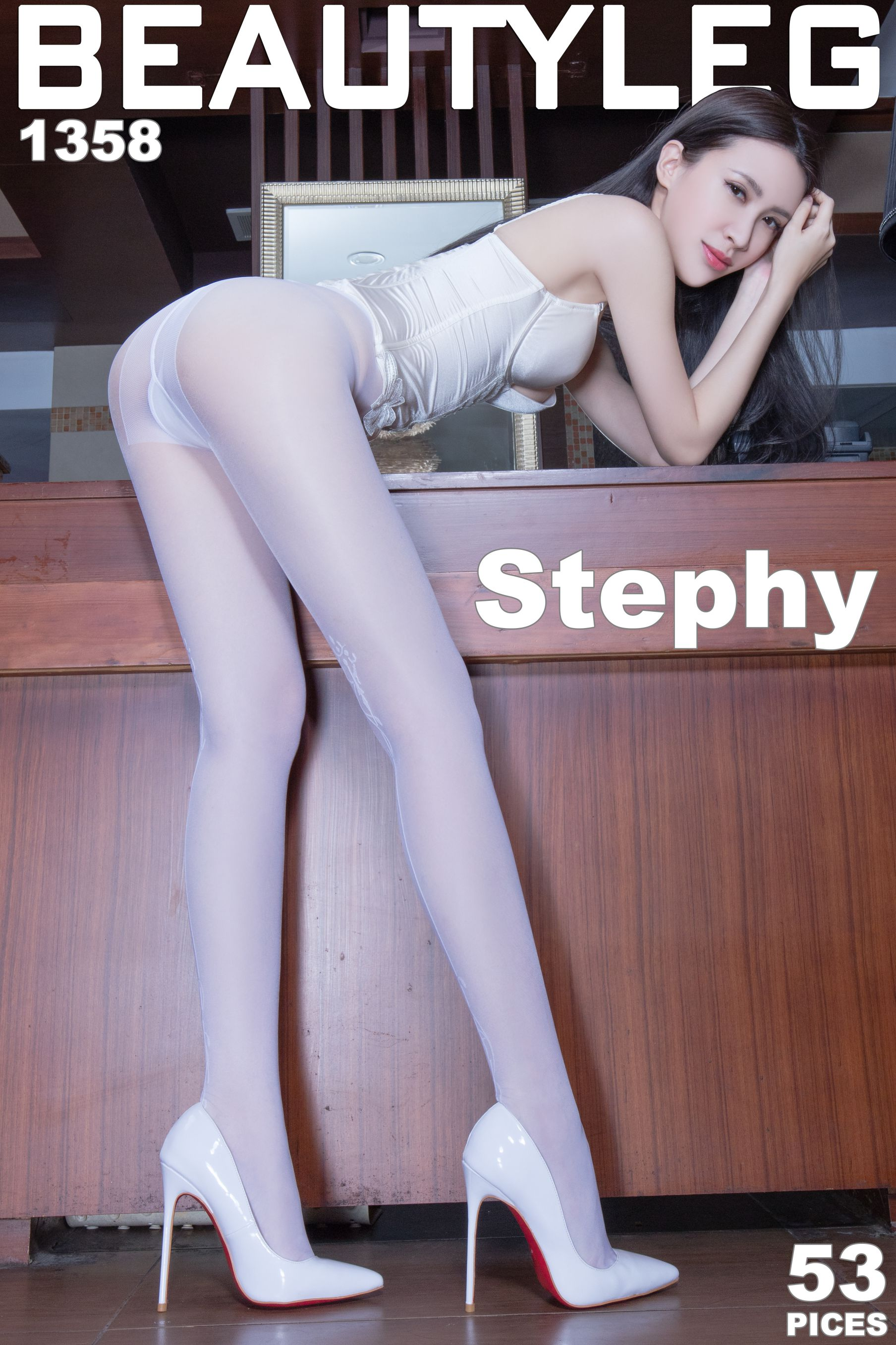 VOL.1670 [Beautyleg]美腿:崔多朵(崔德蓉,腿模Stephy)高品质写真套图(45P)