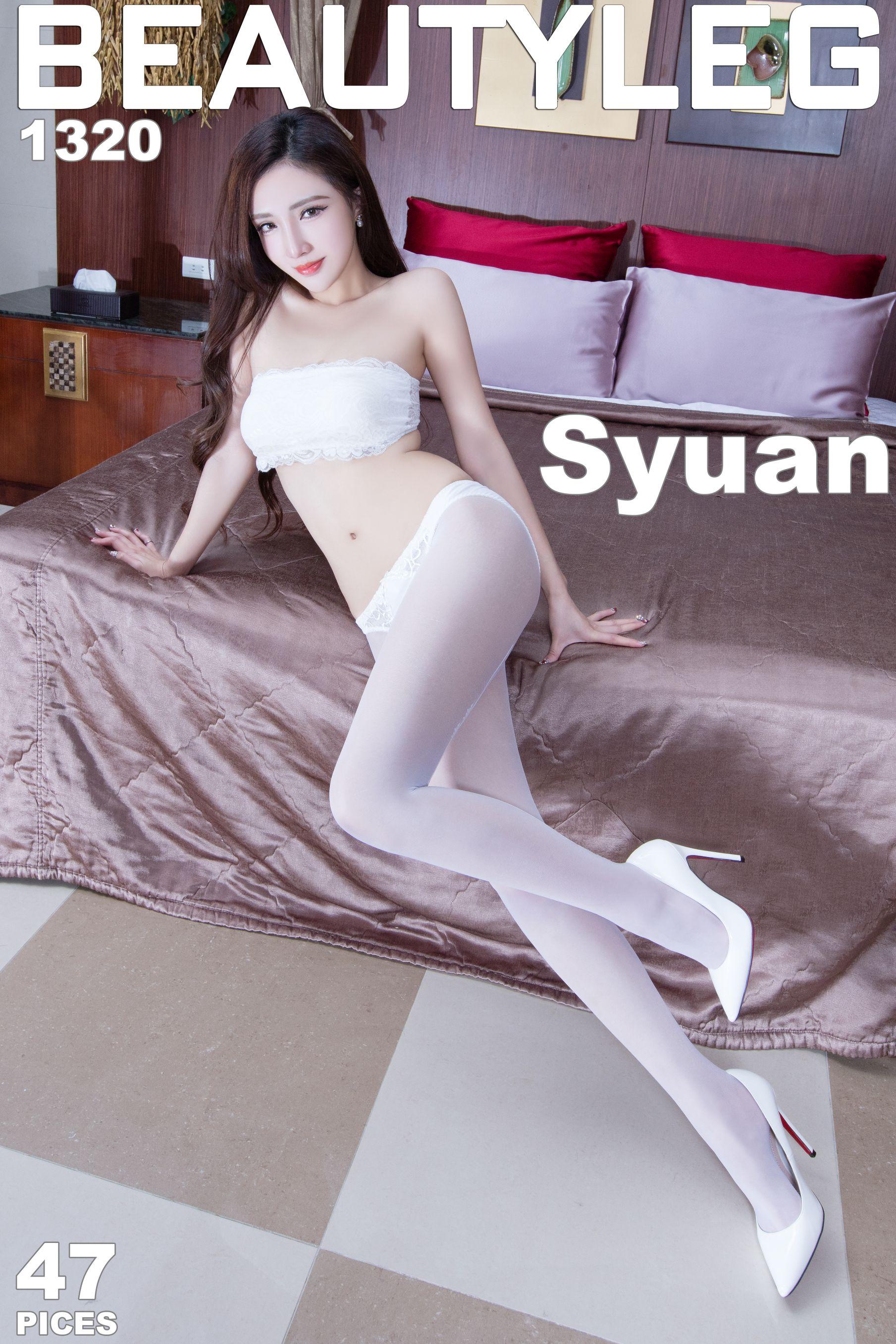 VOL.46 [Beautyleg]美腿白丝:赵芸(腿模Syuan,Syuan赵芸)高品质写真套图(42P)