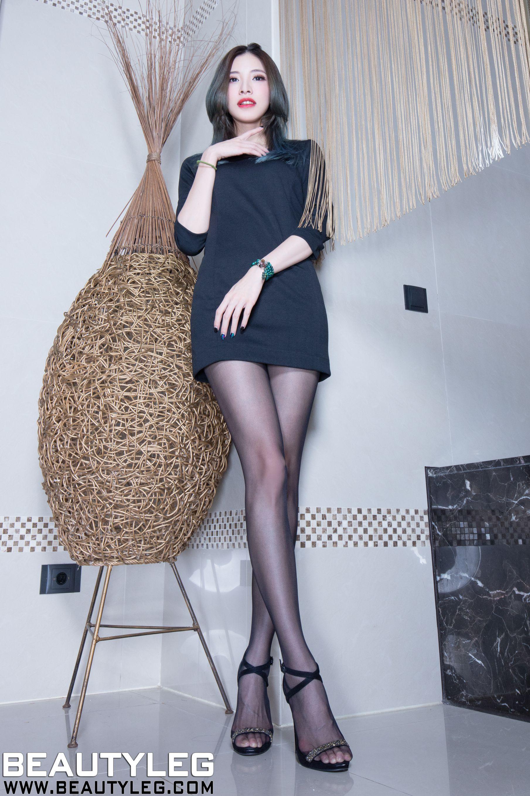 VOL.1834 [Beautyleg]美腿:陈玉雪(腿模Abby)高品质写真套图(66P)