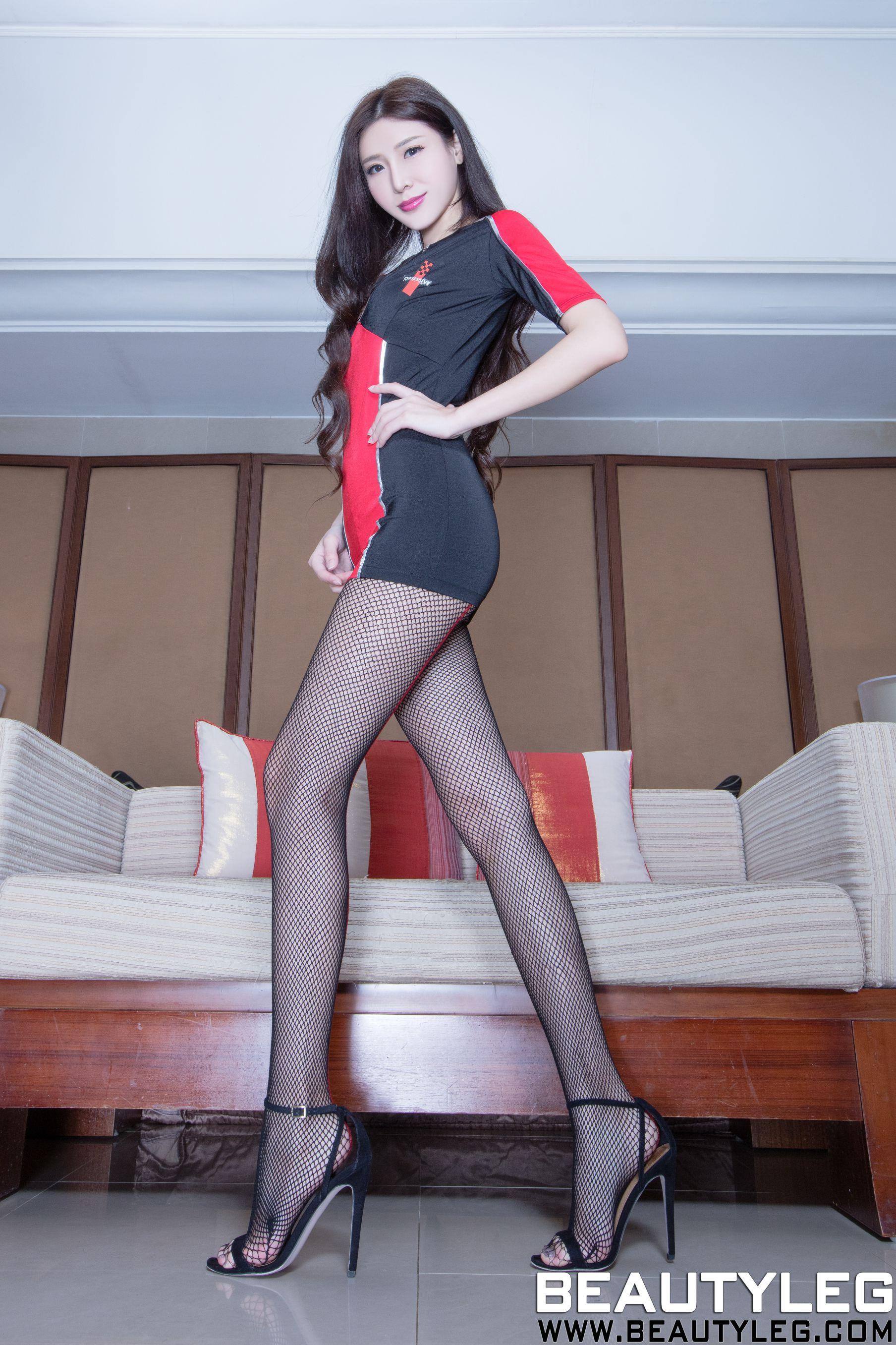 VOL.526 [Beautyleg]美腿:李小星(Beautyleg腿模Xin)高品质写真套图(50P)