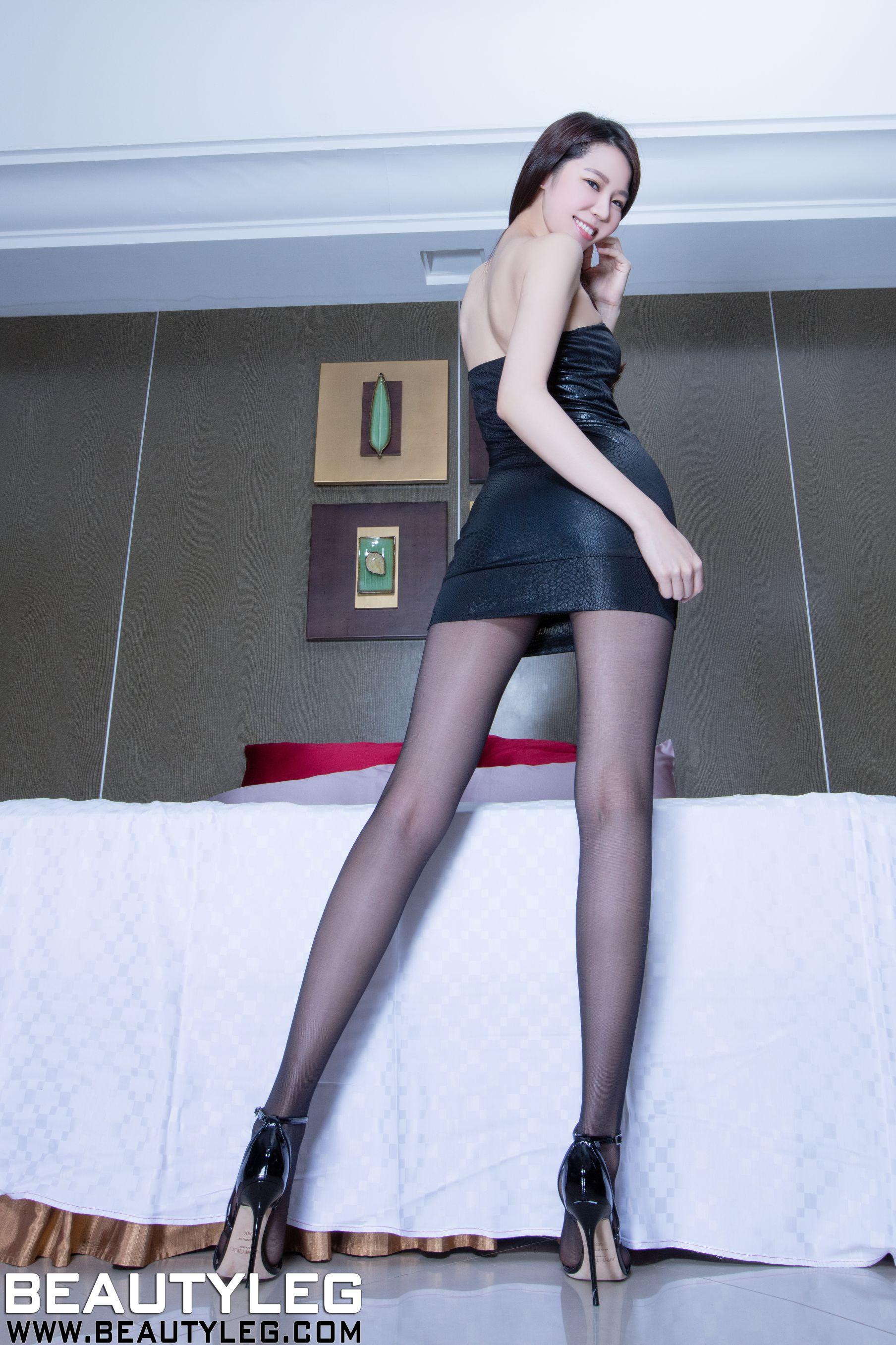 VOL.64 [Beautyleg]美腿:腿模Christine高品质写真套图(50P)