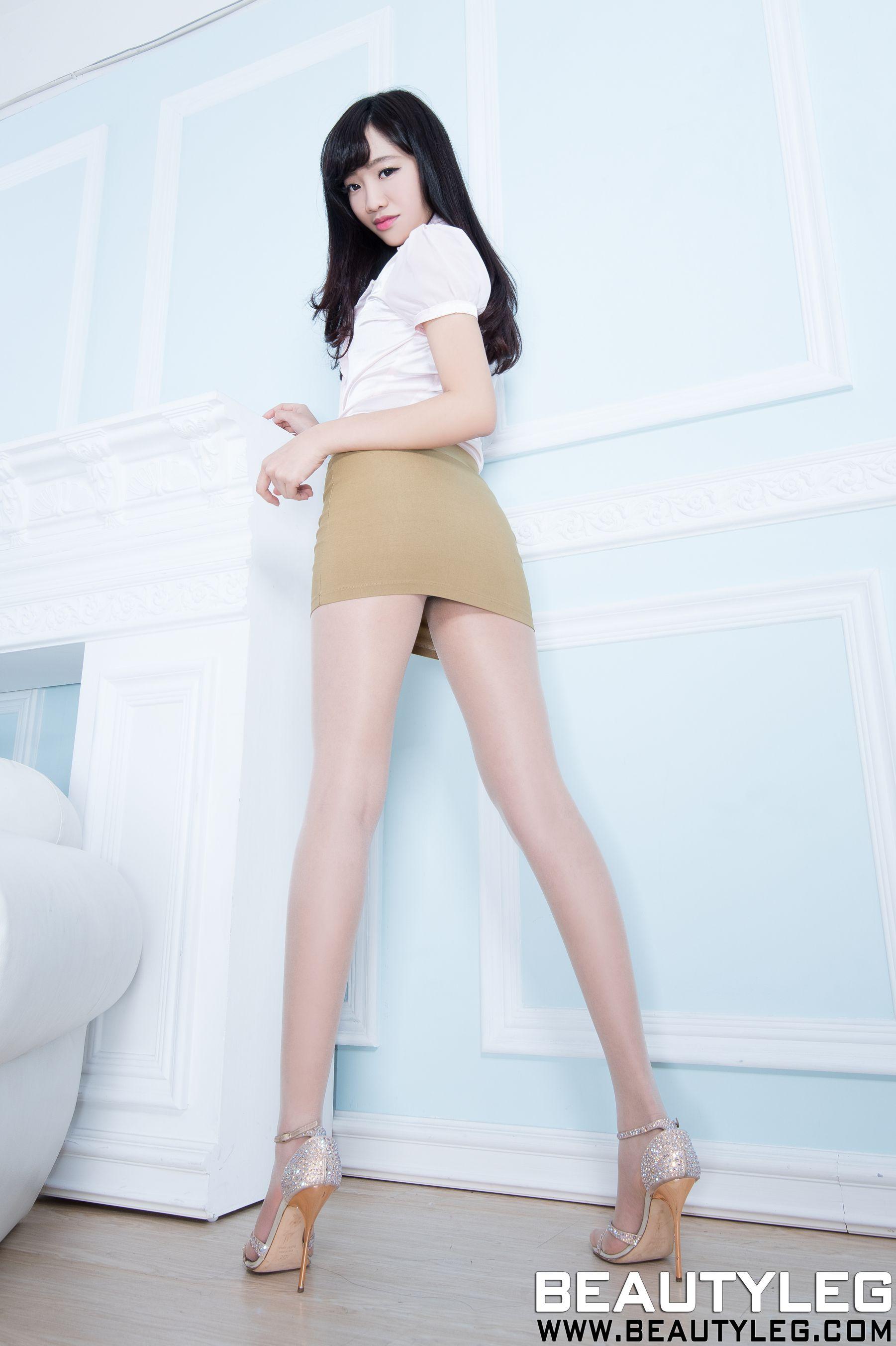 VOL.1118 [Beautyleg]美腿:欣洁(腿模Celia)高品质写真套图(39P)