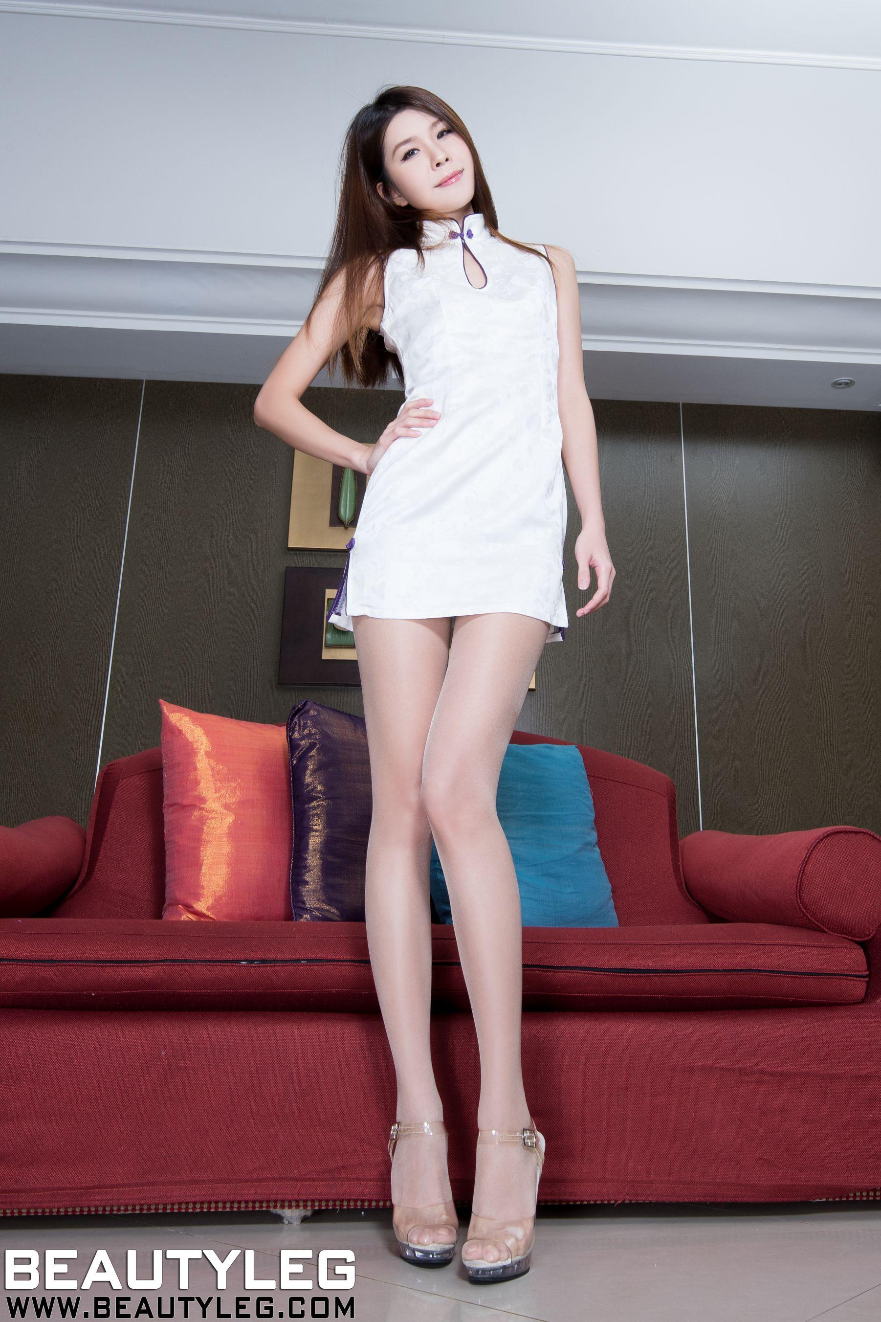 VOL.593 [Beautyleg]美腿旗袍:腿模Sarah高品质写真套图(61P)