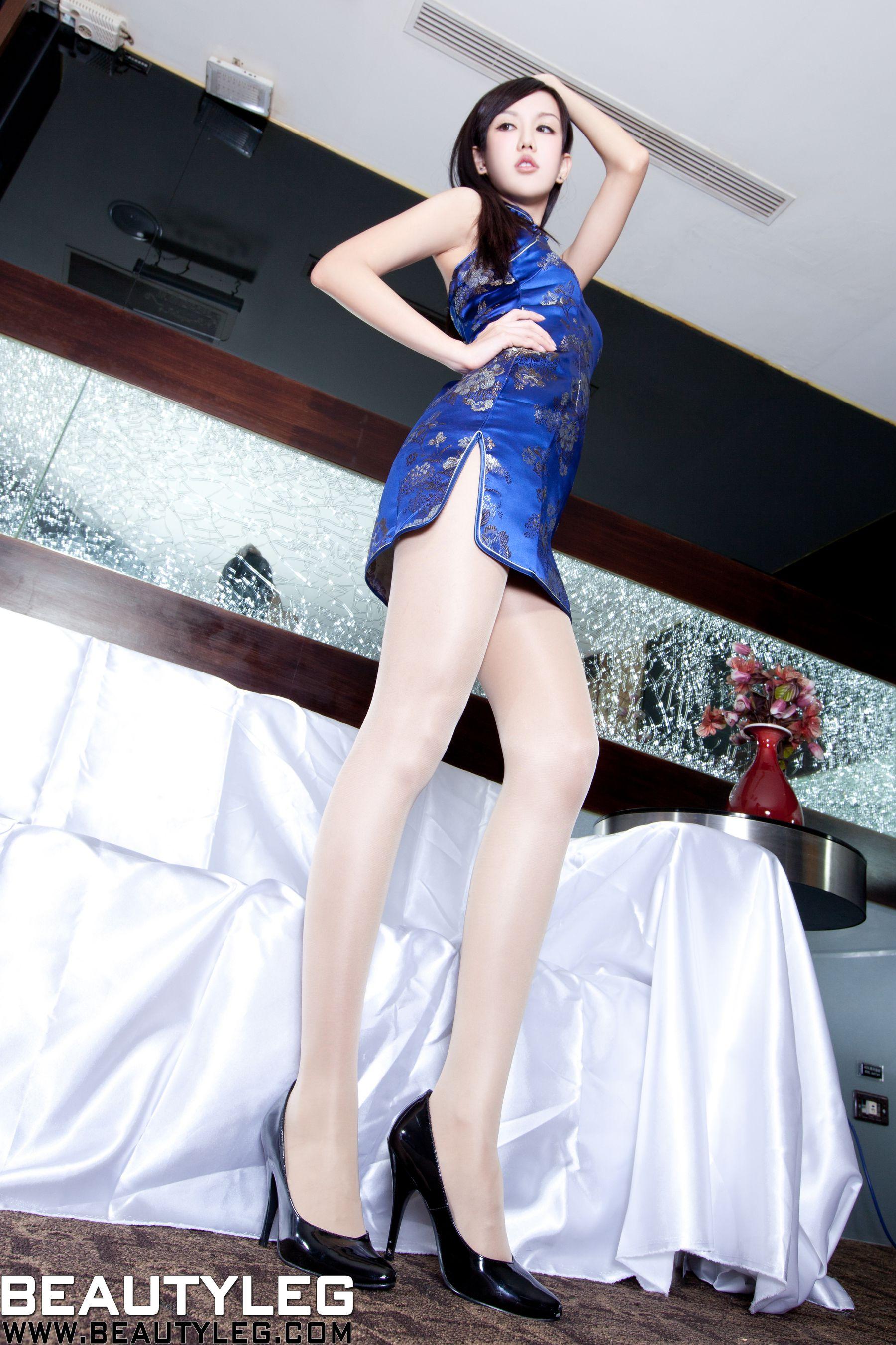 VOL.1512 [Beautyleg]美腿:林瑞瑜(Beautyleg Sara,腿模Sara)高品质写真套图(42P)