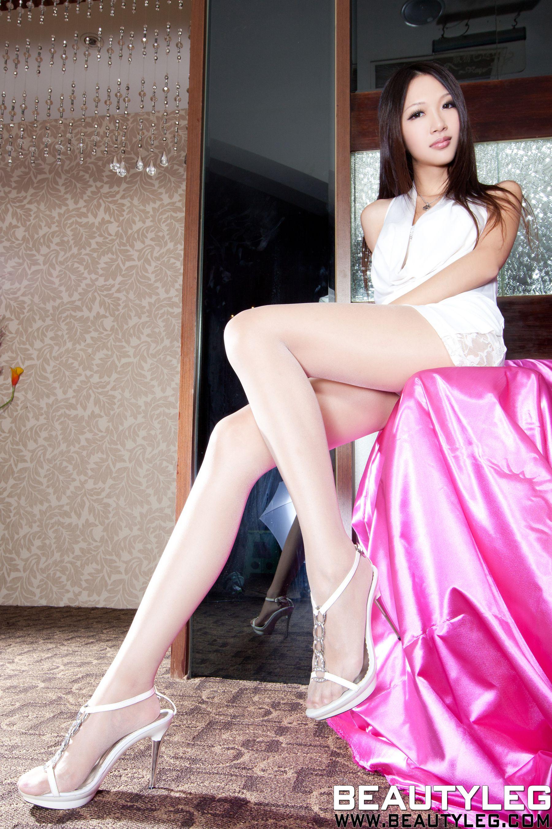 VOL.1346 [Beautyleg]美腿:沐雨柔(腿模Susan)高品质写真套图(74P)