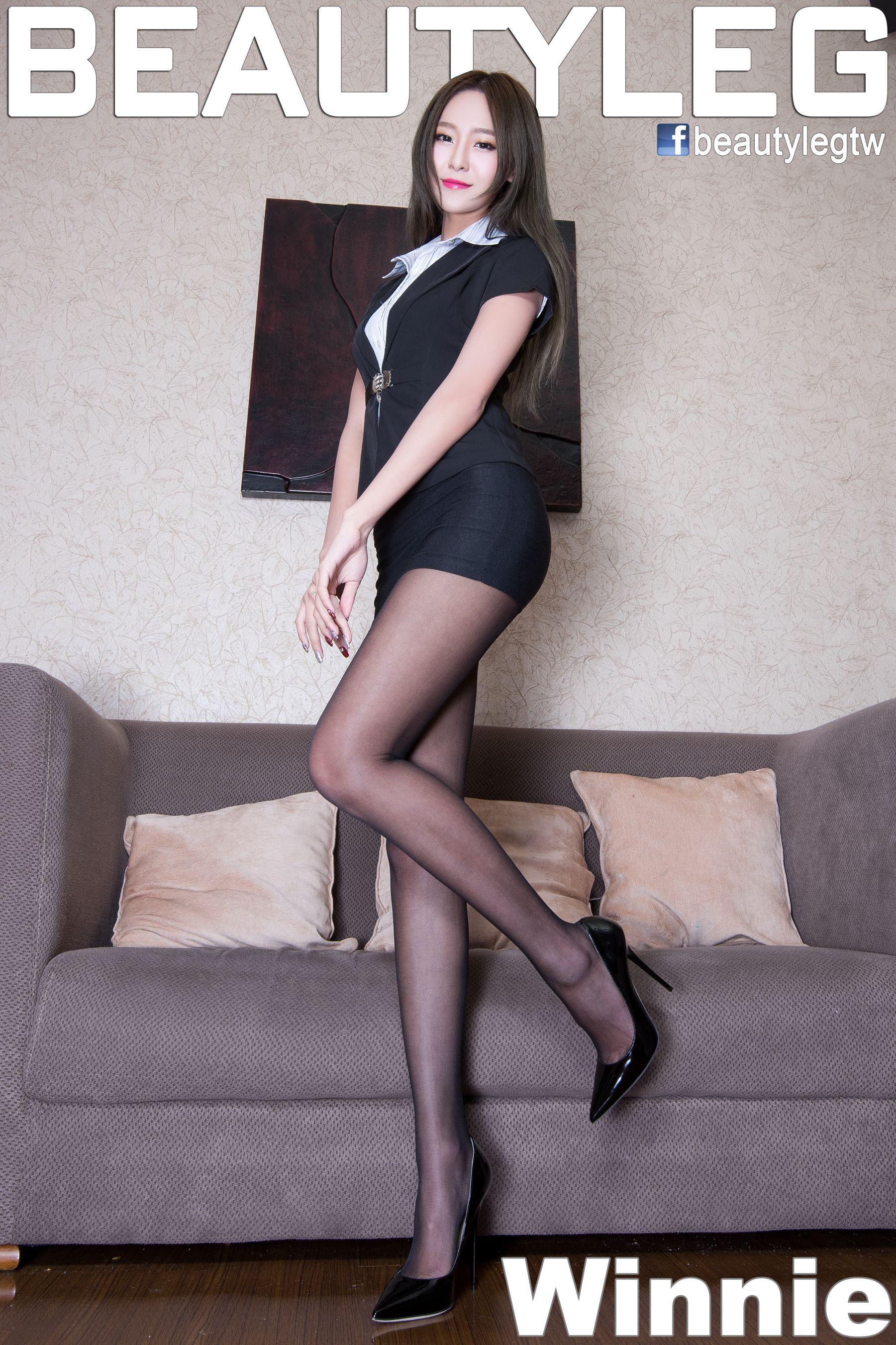 VOL.1578 [Beautyleg]高跟美腿:Winnie小雪(庄咏惠,庄温妮,腿模Winnie)高品质写真套图(53P)