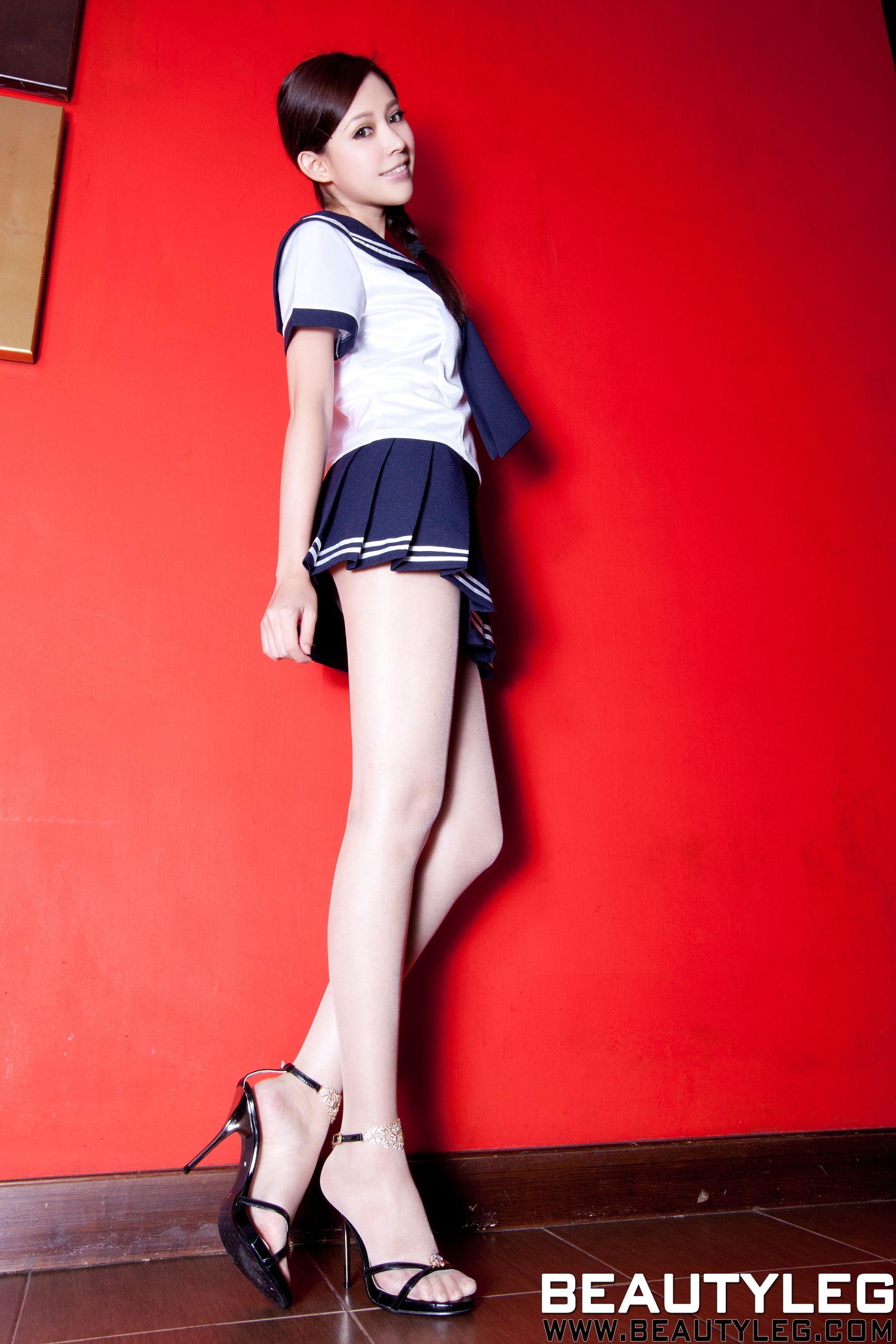 VOL.1173 [Beautyleg]高跟凉鞋长腿美女:杜可薇(腿模Avy,恬小鱼)高品质写真套图(87P)