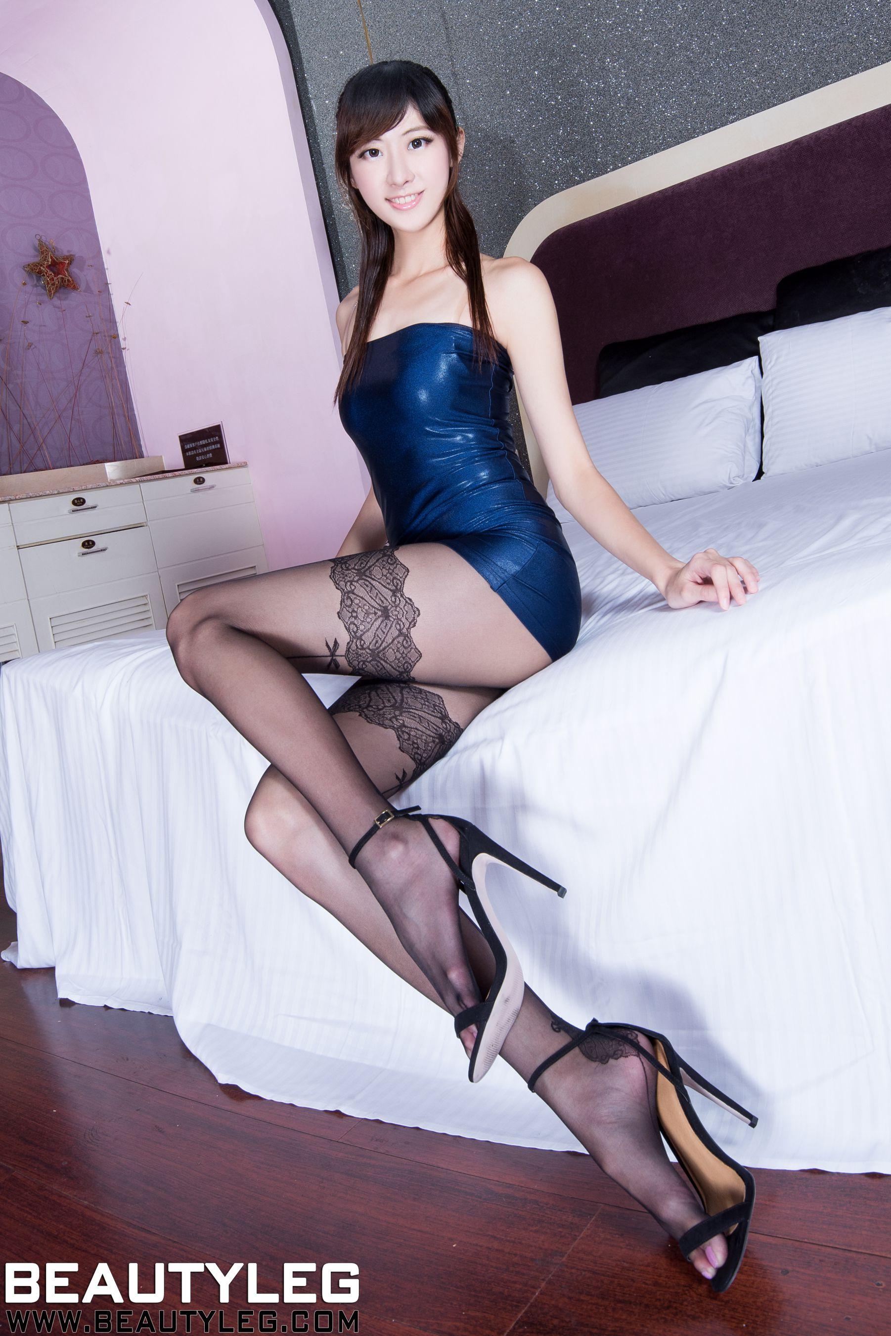 VOL.157 [Beautyleg]美腿:林茉晶(腿模Queena)高品质写真套图(54P)