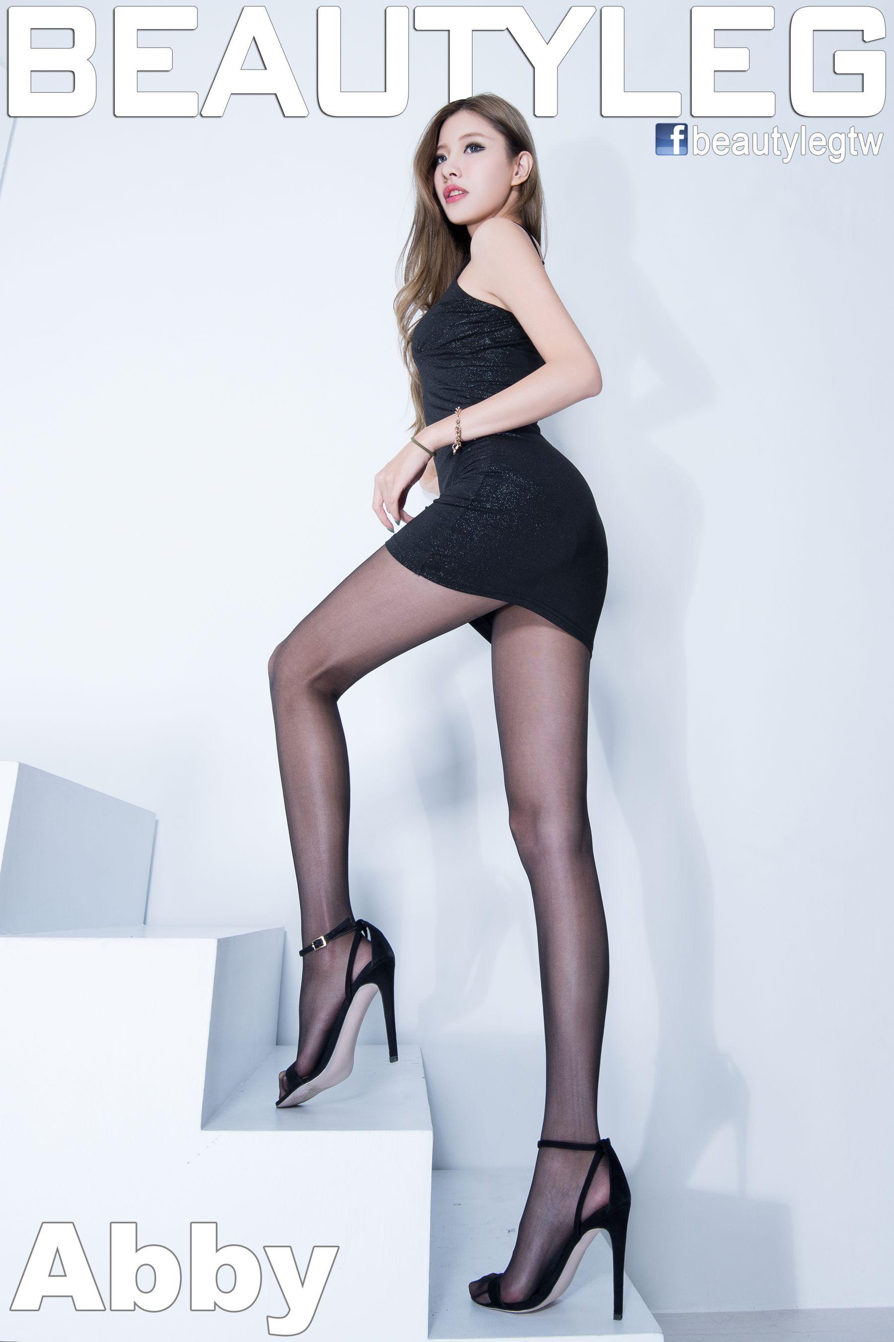 VOL.35 [Beautyleg]美腿:陈玉雪(腿模Abby)高品质写真套图(53P)