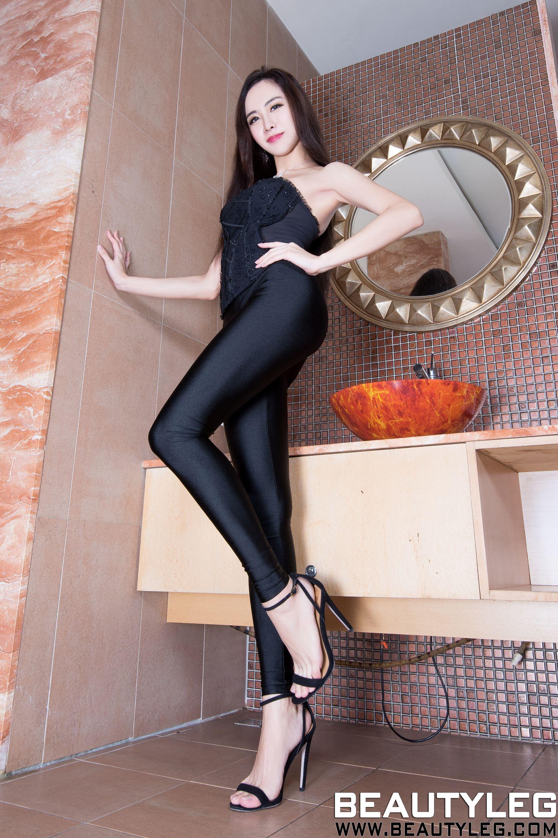 VOL.1405 [Beautyleg]高跟美腿:曾妍希(腿模Dora)高品质写真套图(56P)