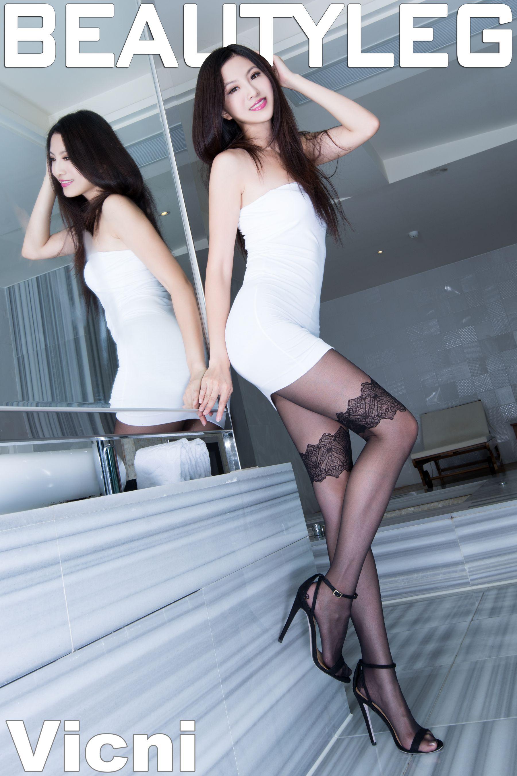 VOL.833 [Beautyleg]美腿:简晓育(腿模Vicni,晓育儿)高品质写真套图(56P)