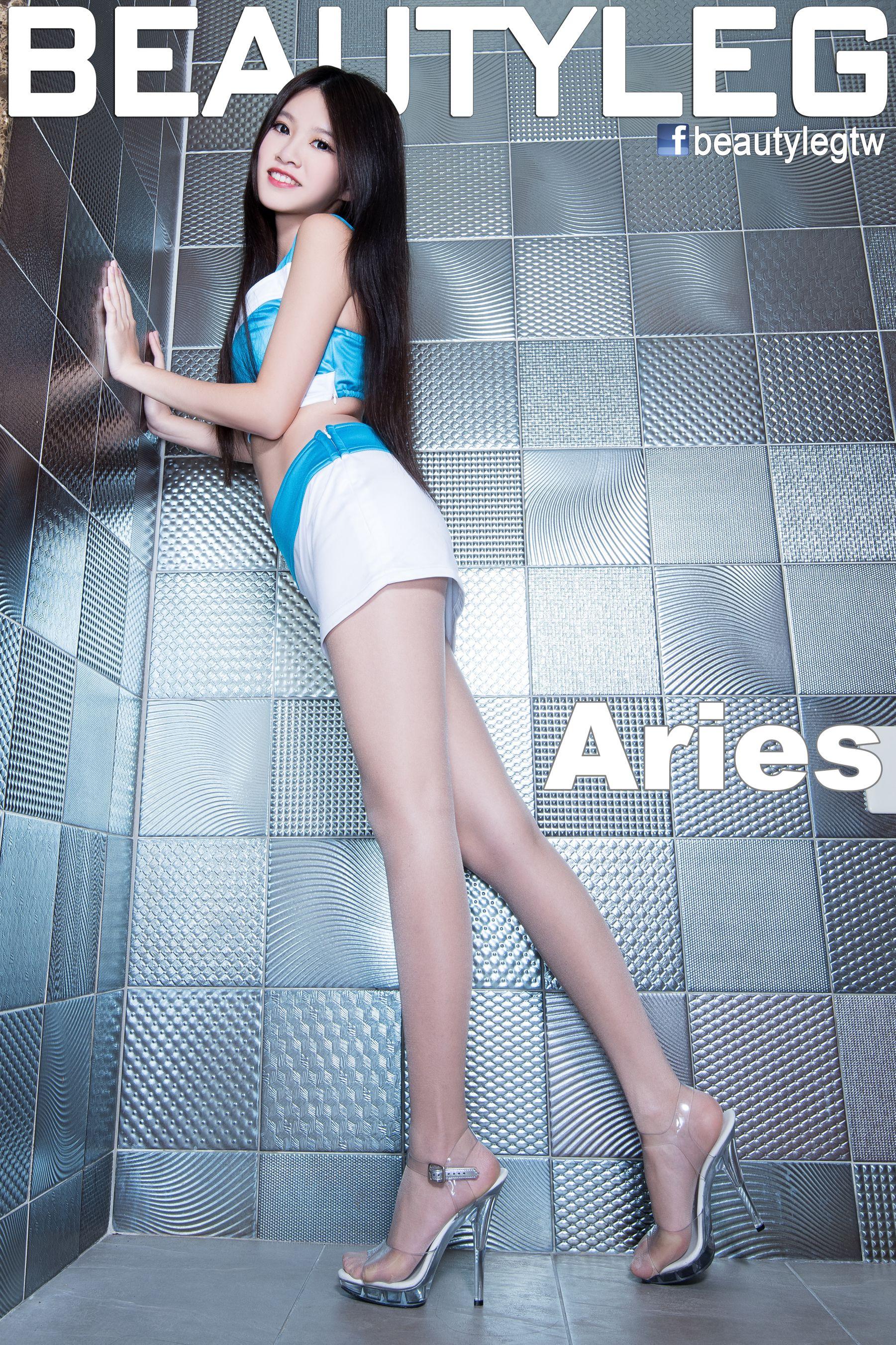 VOL.992 [Beautyleg]美腿:卢昕妤(艾瑞丝,腿模Aries)高品质写真套图(53P)