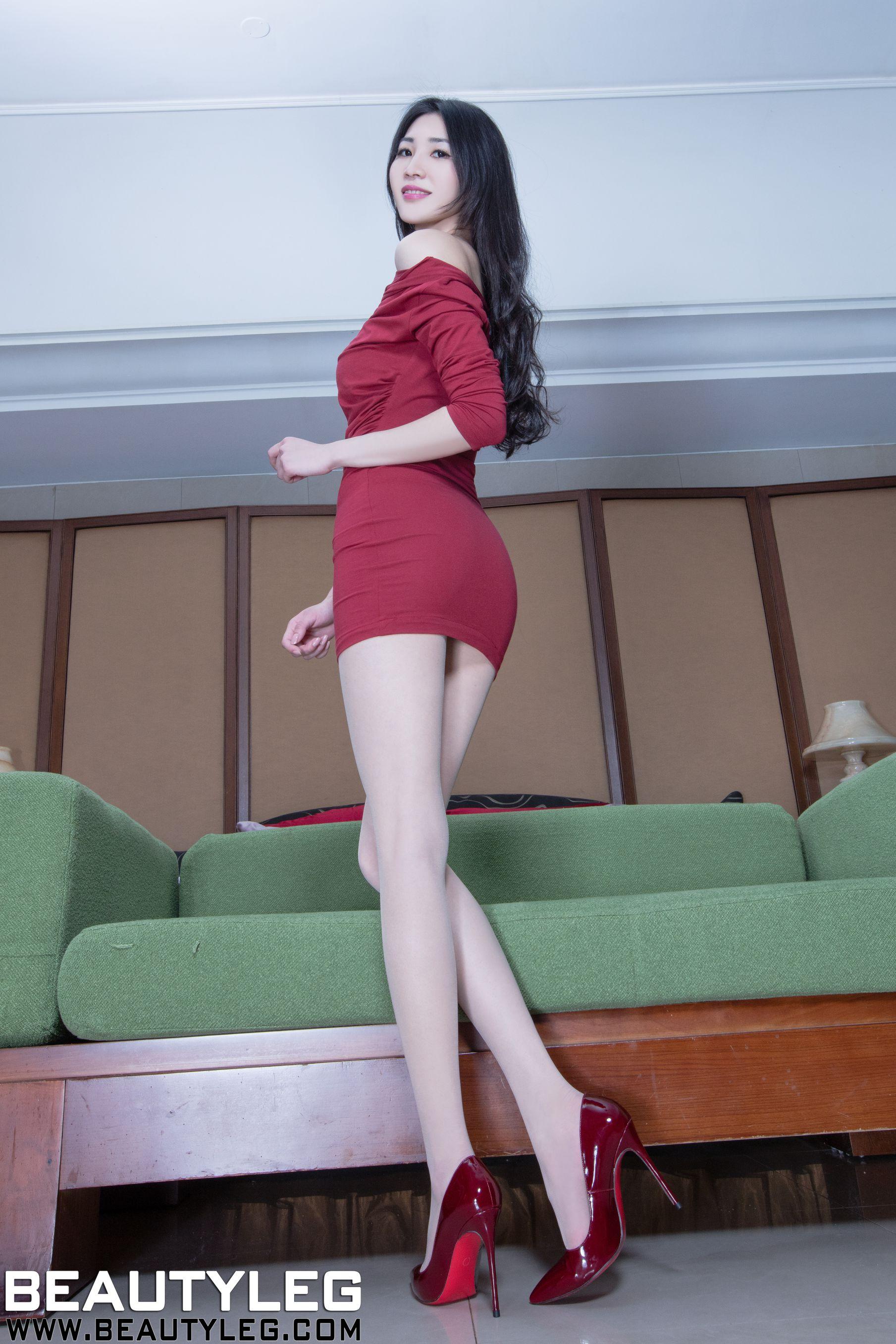 VOL.645 [Beautyleg]美腿:腿模Perri高品质写真套图(42P)