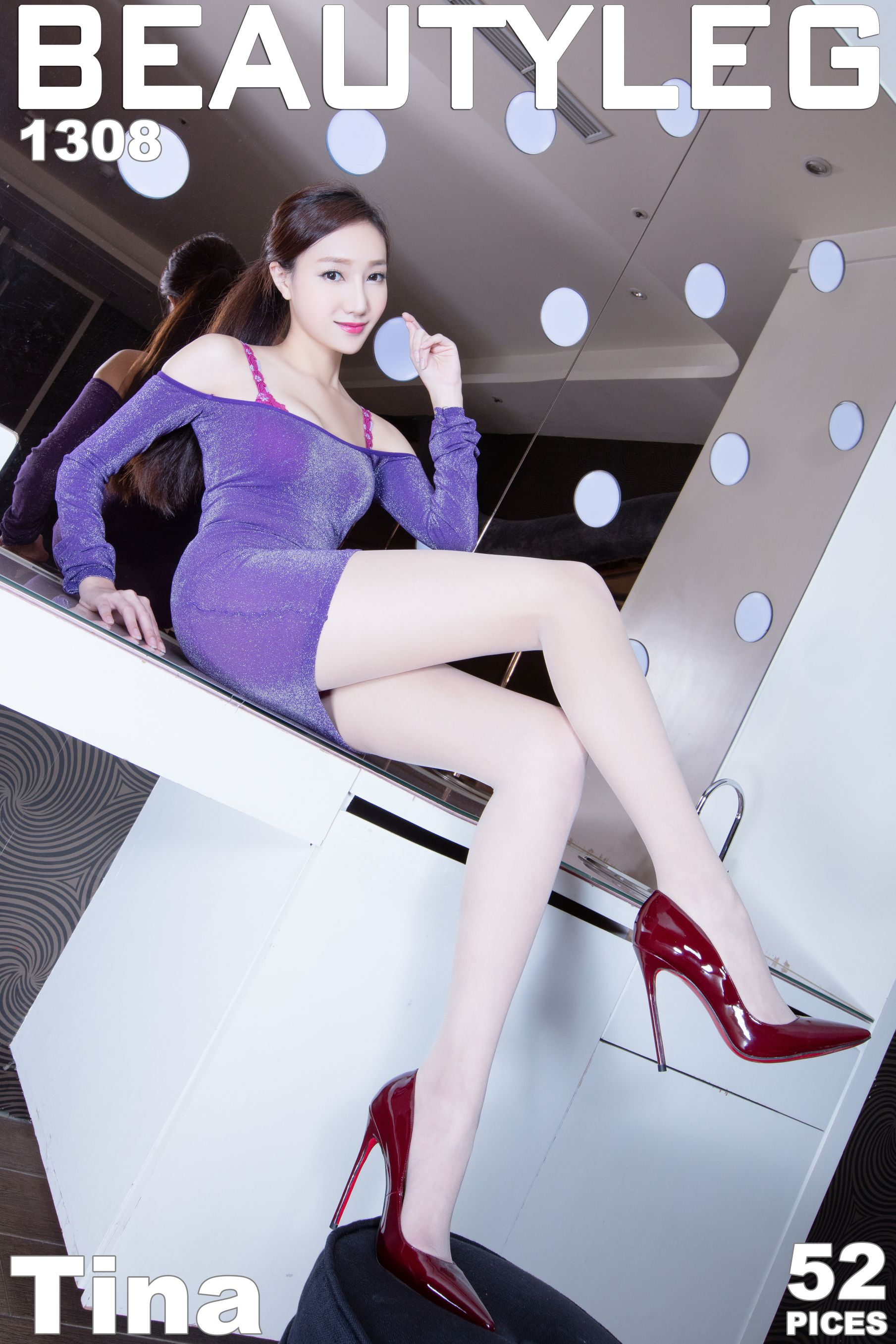 VOL.1006 [Beautyleg]美腿:陈思婷(腿模Tina,李霜)高品质写真套图(48P)