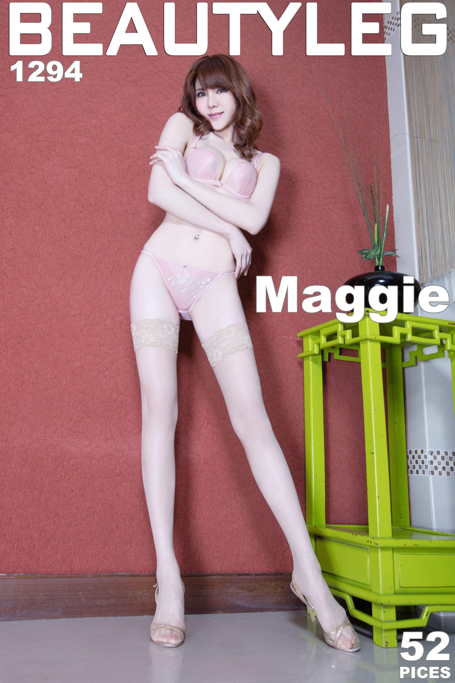 VOL.612 [Beautyleg]高跟美腿:黄淑华(腿模Maggie)高品质写真套图(45P)