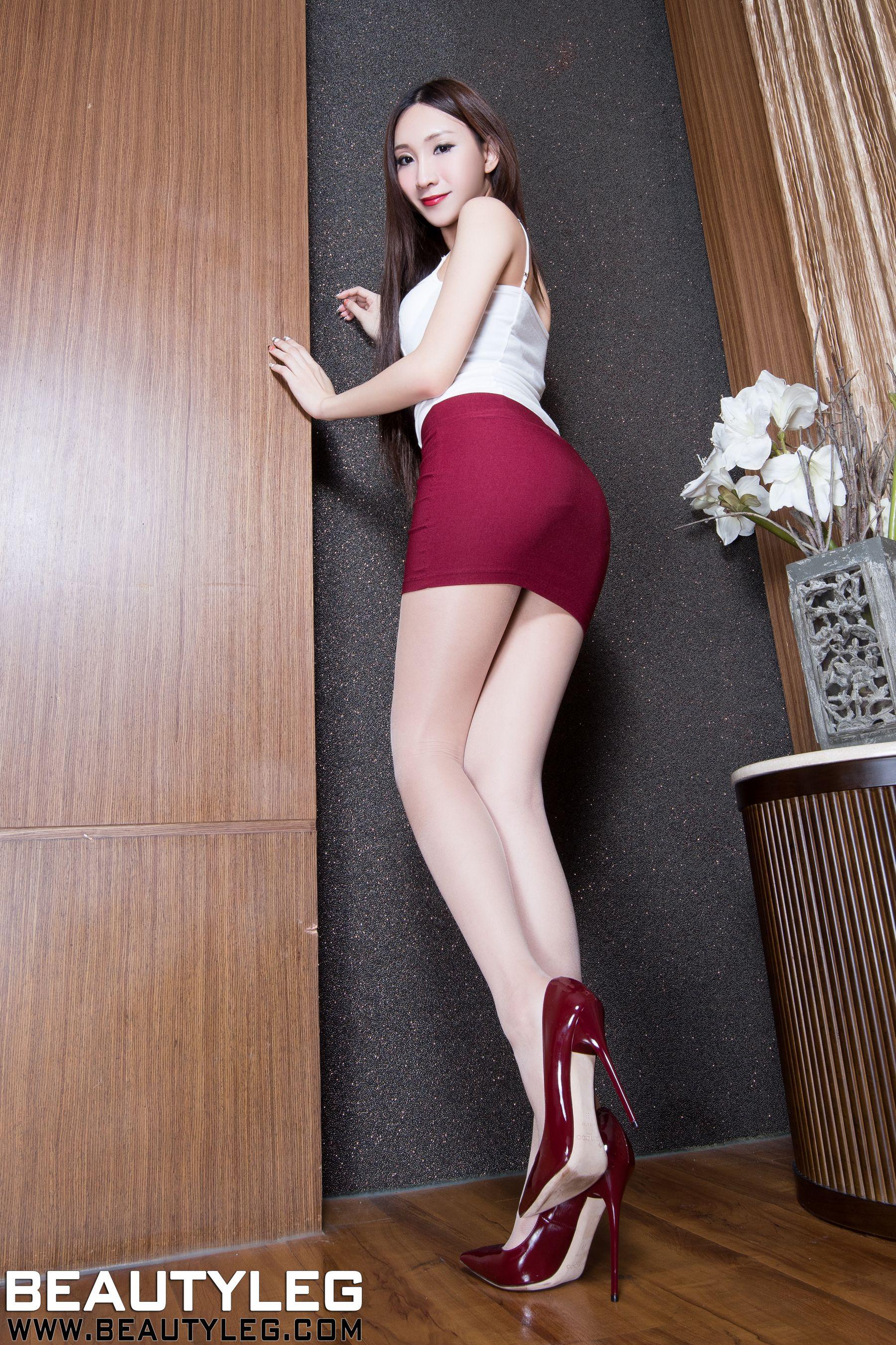 VOL.341 [Beautyleg]美腿:吴美希(腿模Miki)高品质写真套图(46P)